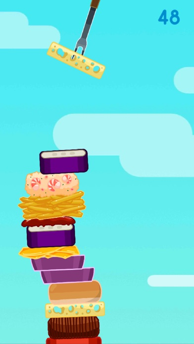 Burger Blocks screenshot 5