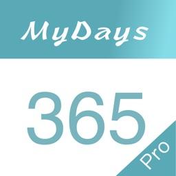 MyDays Pro - Event Countdown Timer Until
