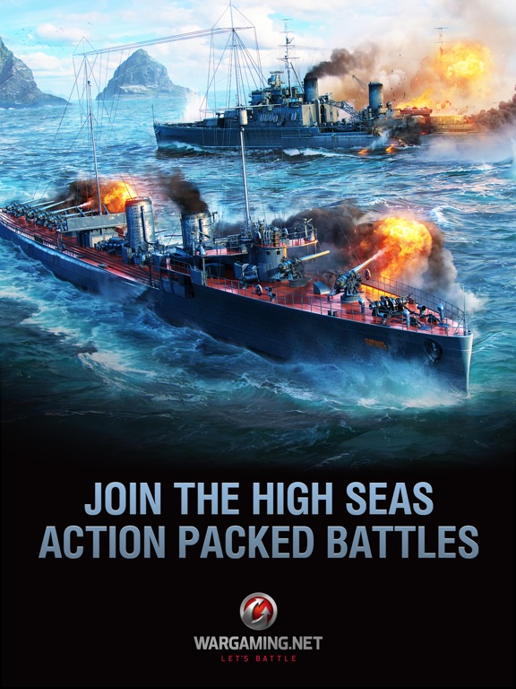 World of Warships Blitz: MMO screenshot 6