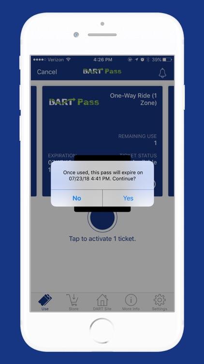 DART Pass screenshot-4