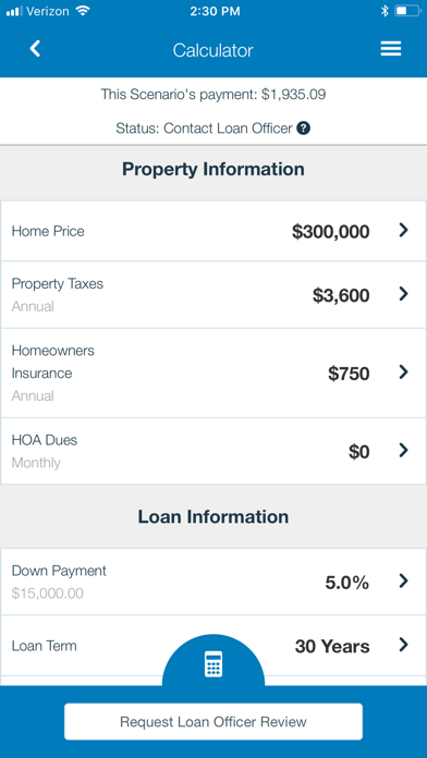 GTE Home Loans screenshot three