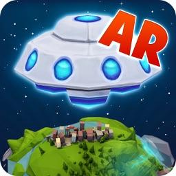 Space Alien Invaders AR