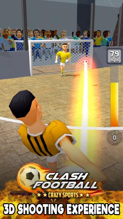 Clash Football screenshot-0