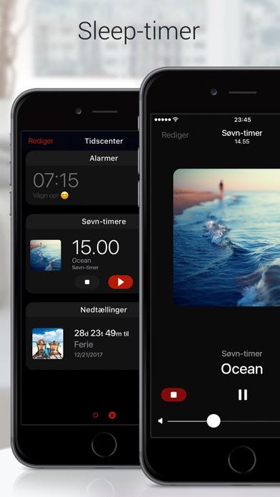 Screenshot for Vækkeur til Mig in Denmark App Store