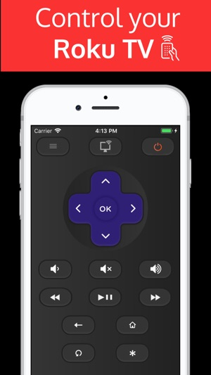 Universal remote for Roku tv on the App Store