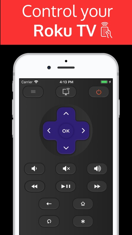 Universal remote for Roku tv