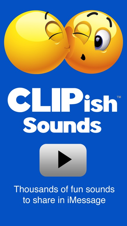 CLIPish Sounds screenshot-0