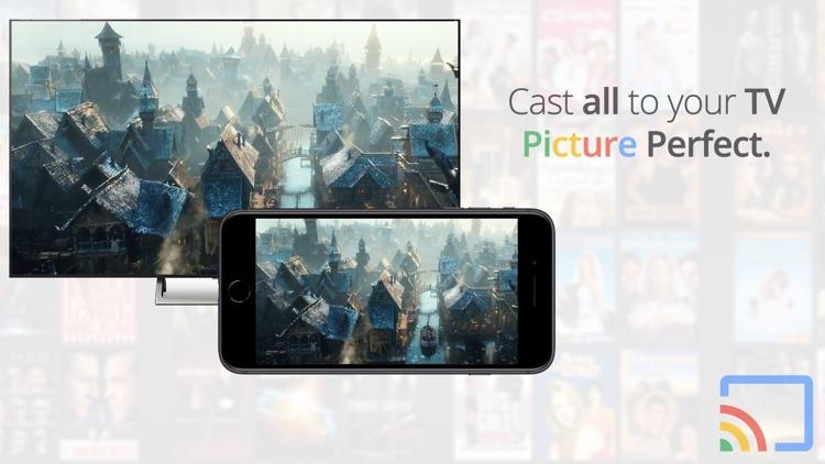 Cast for Chromecast