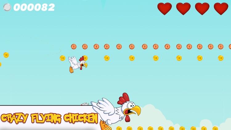 Chicken Fly – Crazy Game