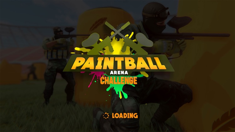 Paintball Arena Challenge screenshot-3