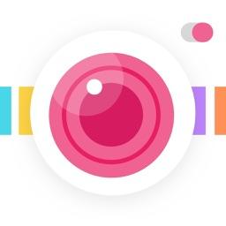 美颜拍照相机-照片美妆P图修图神器