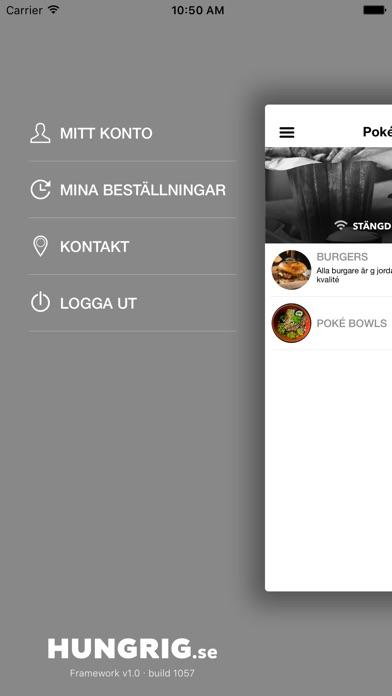 Poké Burger Screenshot