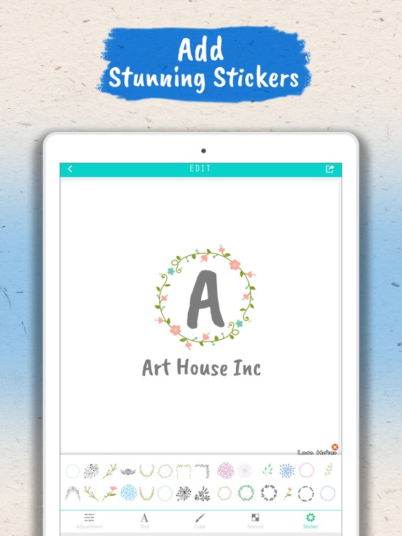 Screenshot #4 for Logo Maker - Logo Creator .
