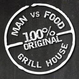 Man Vs Food Grill House