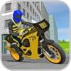 Moto Bike Escape Police City