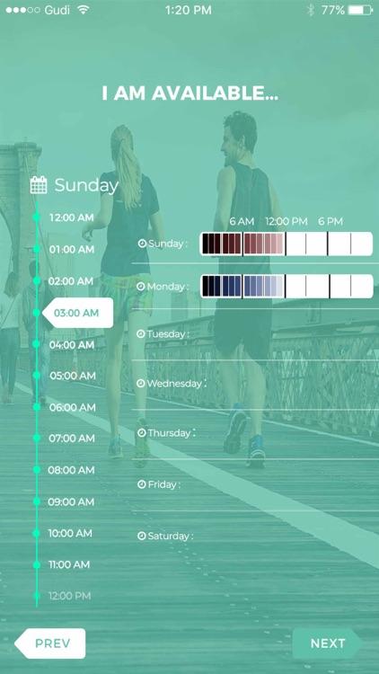 Spottr: Find a Workout Partner