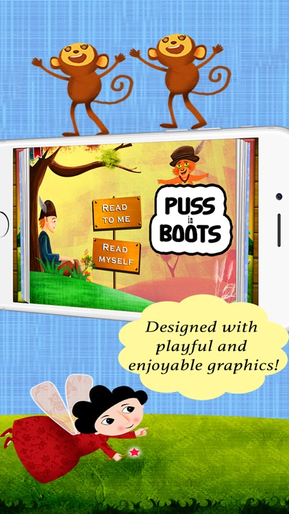 Story Time Interactive reading screenshot-4