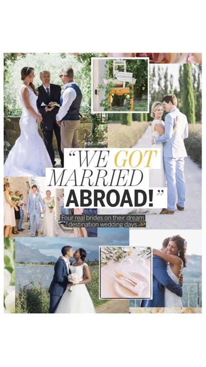 Perfect Wedding Magazine: ideas, venues, dresses screenshot-3
