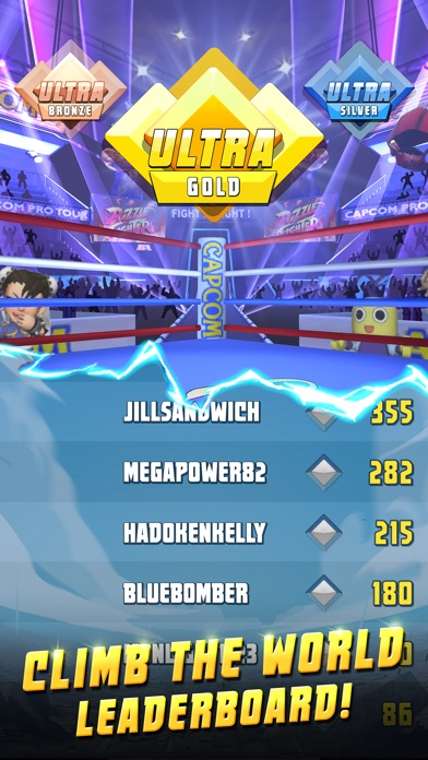 Puzzle Fighter screenshot 3