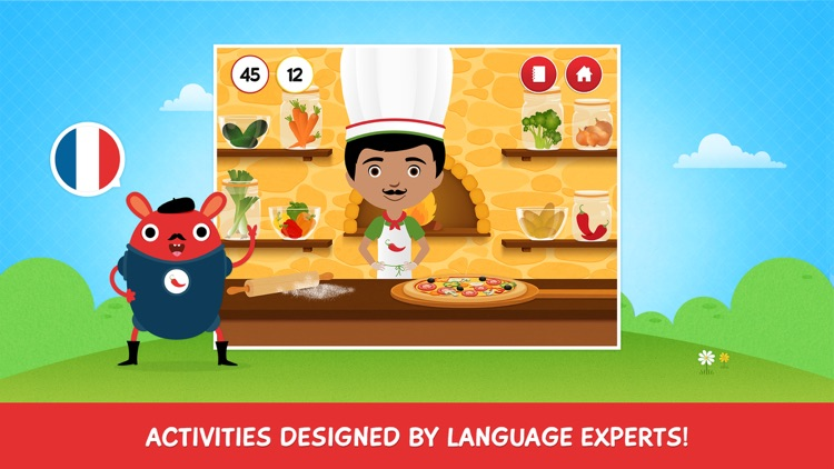 Pili Pop Français : learn French for kids