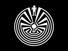 Man In The Maze