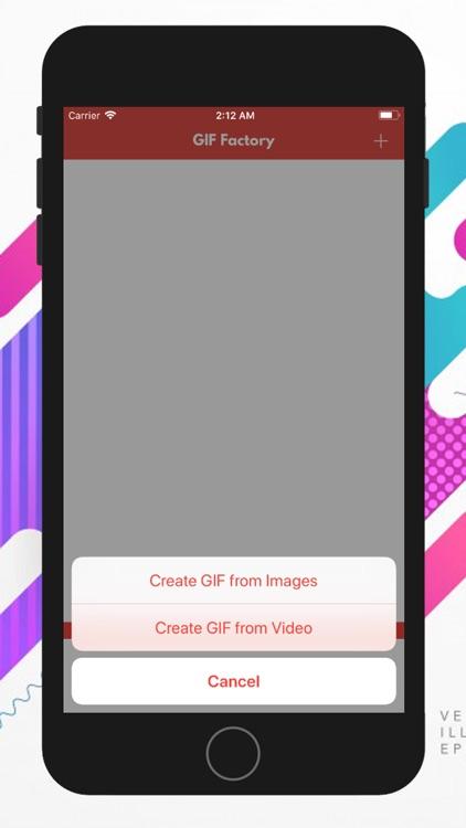 GIF Image and Video Creator