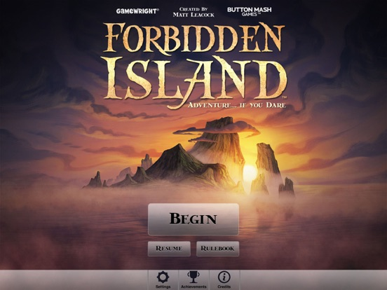 Forbidden Island Screenshots