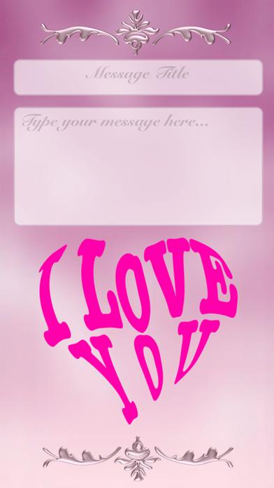 I Love You • Greeting cards screenshot 2