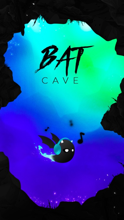 Bat cave - music game