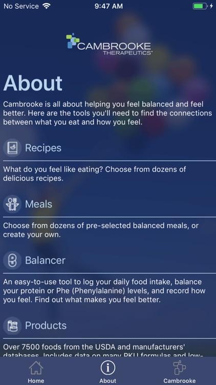 Metabolic Balancer screenshot-5