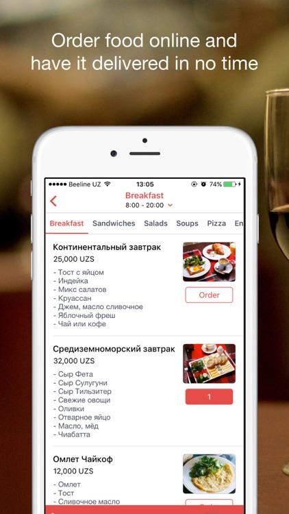 Stolik - Food Delivery