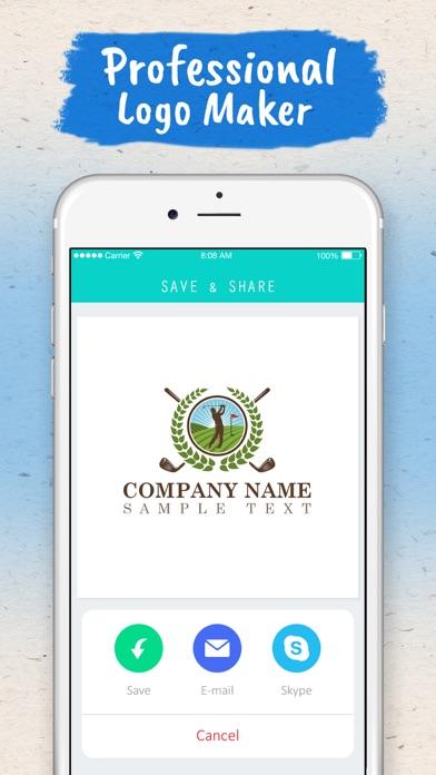 Screenshot #7 for Logo Maker - Logo Creator .