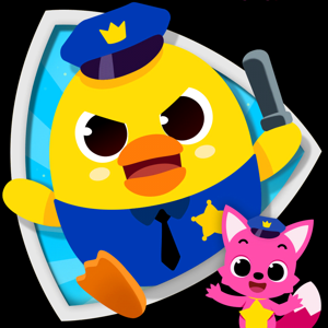 Pinkfong The Police - Education app