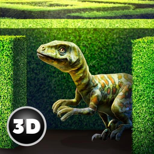 Dino Maze Run & Escape Simulator 3D iOS App