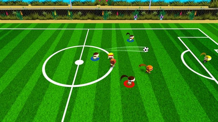 Chop Chop Soccer screenshot-3
