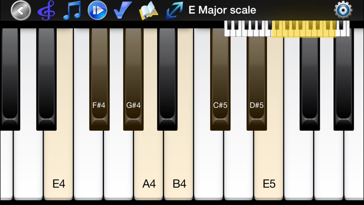 Piano Scales Chords Pro By Learn To Master Ltd