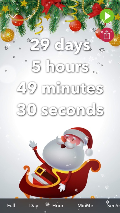 Christmas Countdown 2021 screenshot-4