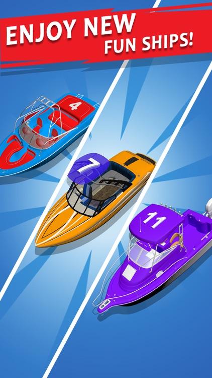 Merge Boats Idle Ships Clicker