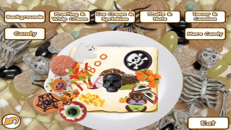 Halloween Candy Cake Maker - Bake & Cook screenshot-3