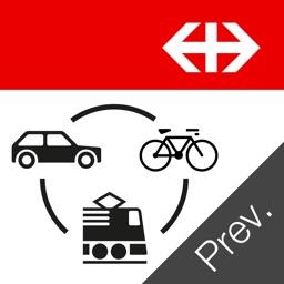 SBB Reiseplaner Preview