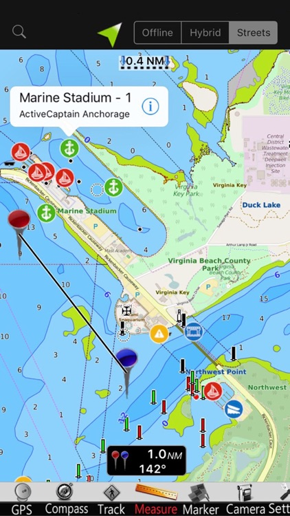 Florida GPS Nautical Charts screenshot-1