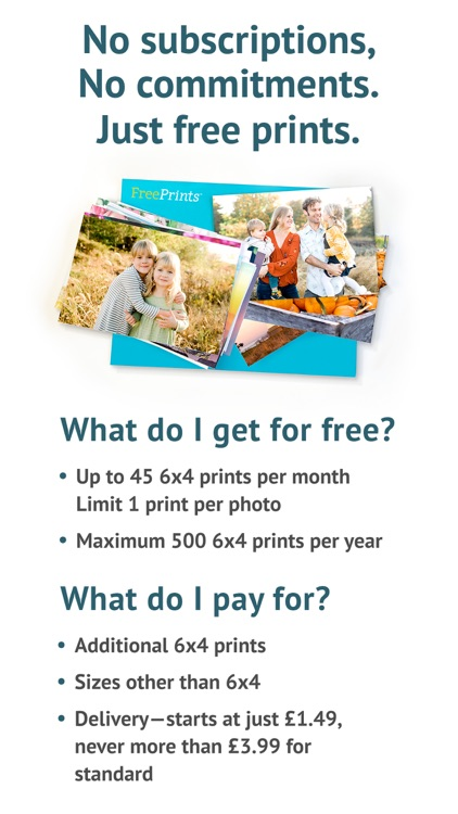 FreePrints - Photos Delivered screenshot-4