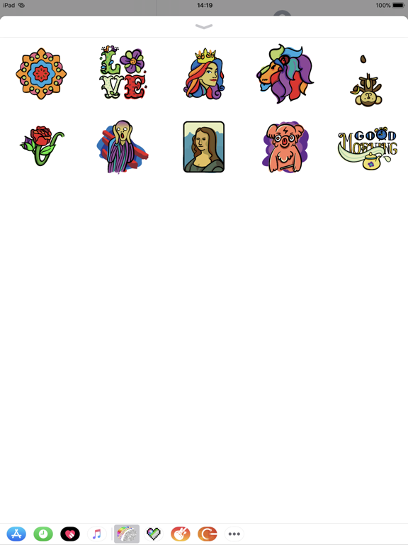 Colorfy Stickers screenshot 4