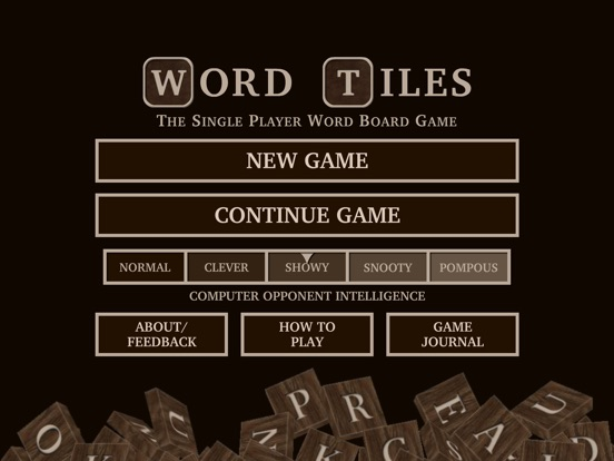 Screenshot #3 for Word Tiles by CleverMedia