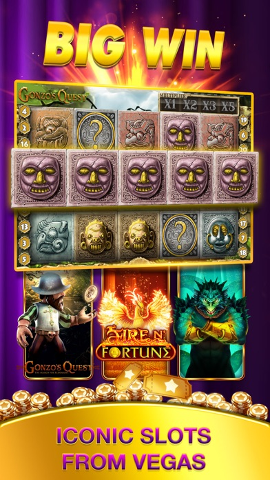 BOOOM! Casino: Fun Slots Games screenshot 1