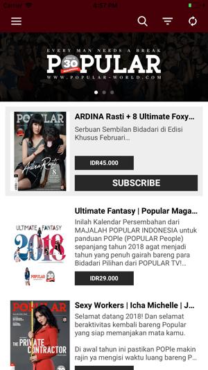 Indonesia Popular Magazine