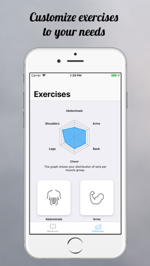GymKing - Workout Tracker Screenshot
