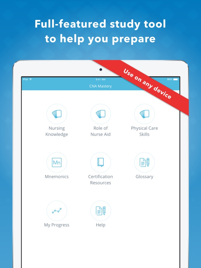 Cna Mastery Nursing Assistant On The App Store