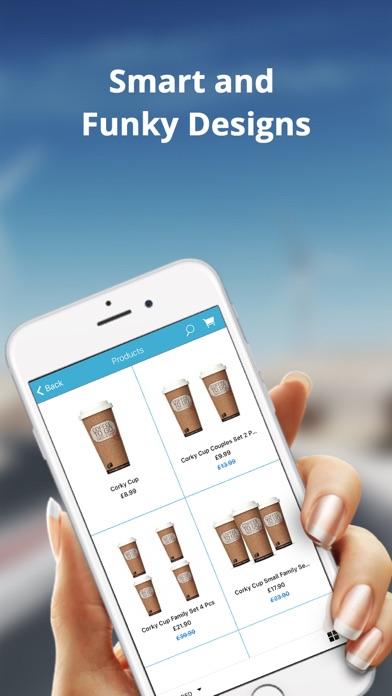 LifeStory Global Shopping App screenshot two