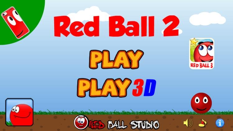 Red Ball 2 screenshot-0